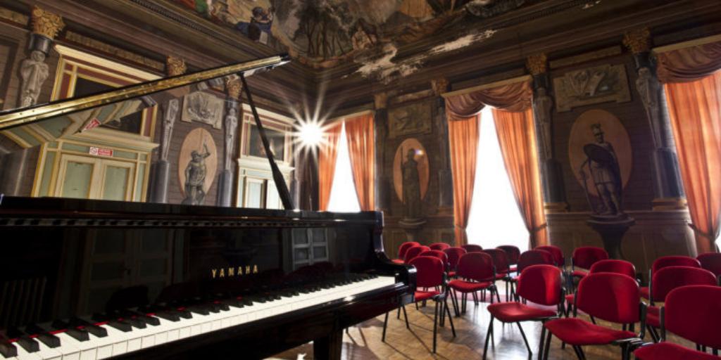 Fondazione Fossano Musica, salone
